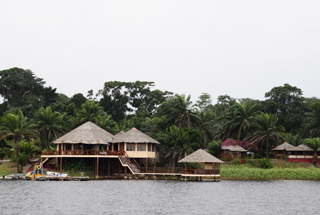 Loango lodge