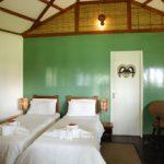 Loango lodge room